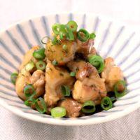 常備菜に 鶏肉のしそわさび焼き