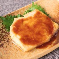 低糖質 メカジキの生姜焼き