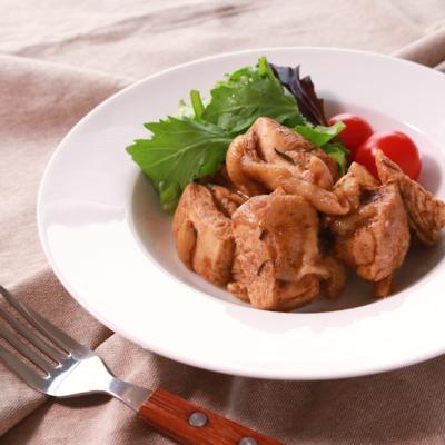 鶏むね肉のさっぱりバルサミコ酢焼き
