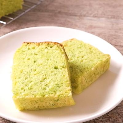 ピーマンのパウンドケーキ