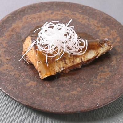 赤みそで作る サバの味噌煮