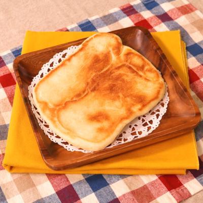 フライパンでとろ〜りチーズナン