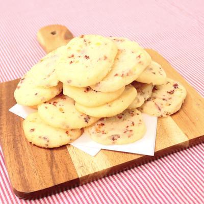 ドライフルーツたっぷり ホワイトチョコクッキー