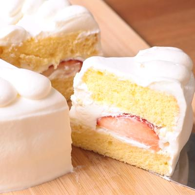 ケーキの綺麗な切り方