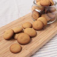 コーヒー味の簡単クッキー