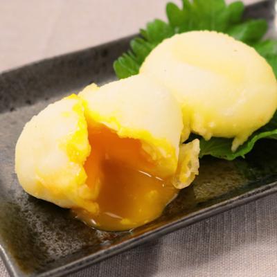 とろーり 半熟卵の天ぷら