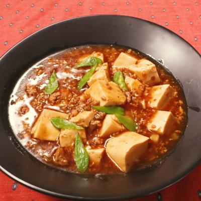 焼き肉だけじゃない!焼き肉のタレで麻婆豆腐