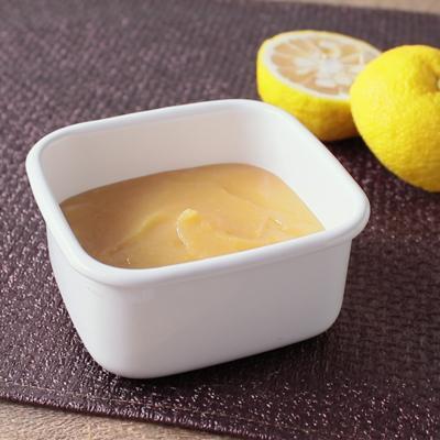 爽やかな自家製柚味噌
