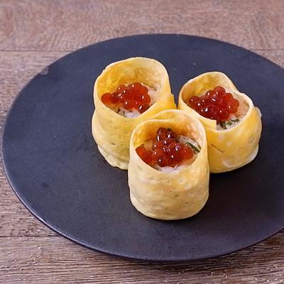 香味手まり寿司