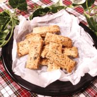 小松菜たっぷり!チーズクッキー