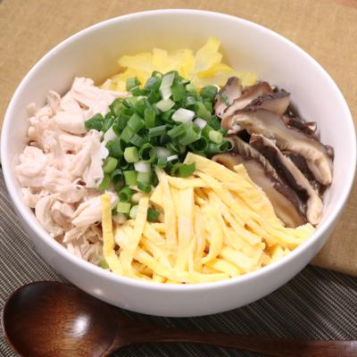 サラサラ食べれる 鶏飯