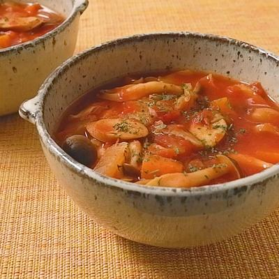 カレー粉でアレンジ 脂肪燃焼スープ
