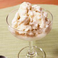ココナッツの風味がやみつき!ココナッツミルクアイス