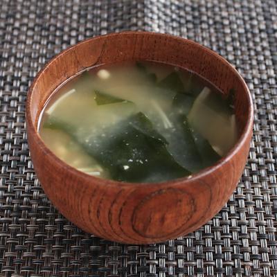 ネバネバ納豆のお味噌汁