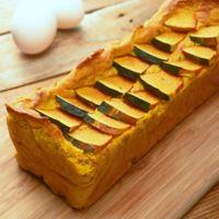 グルテンフリーのかぼちゃケーキ