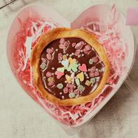 かわいく飾って!ミニ生チョコタルト