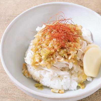 台湾の味  ジーロー飯
