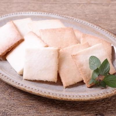 米粉のココナッツクッキー