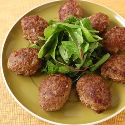 トルコのひと口ハンバーグ キョフテ