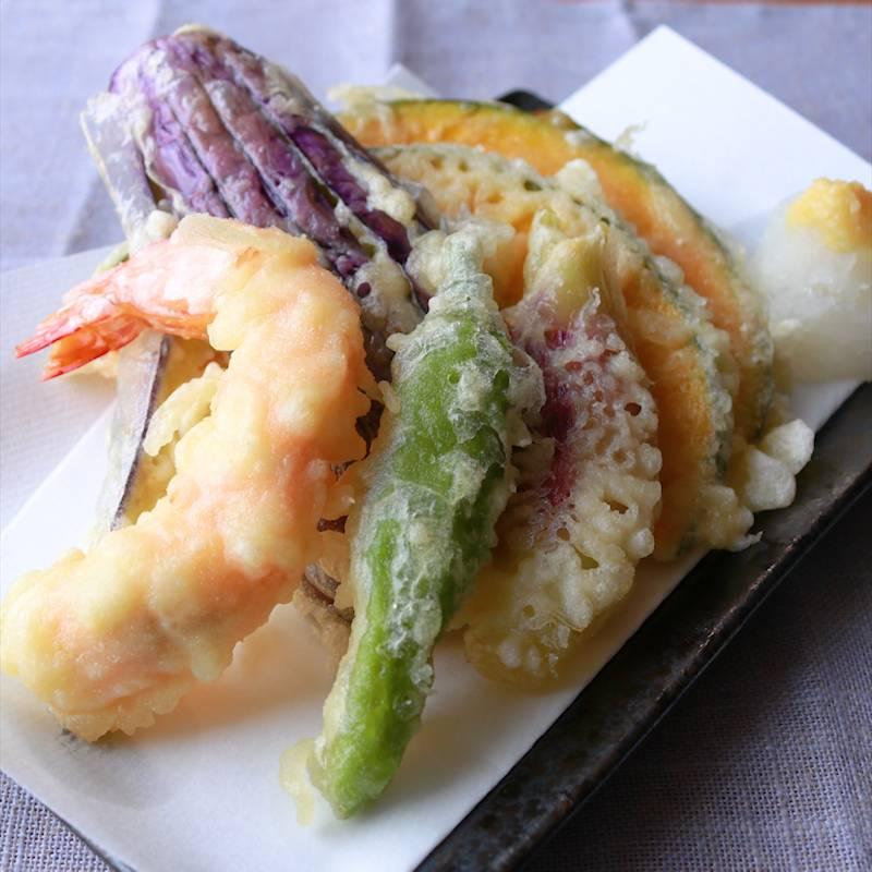 天ぷら レシピ 海老 海老乃家