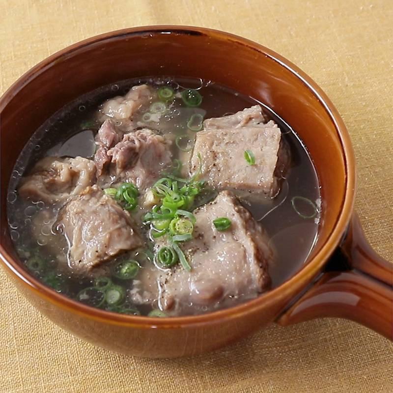 スープ 作り方 テール 牛テールスープ作り方