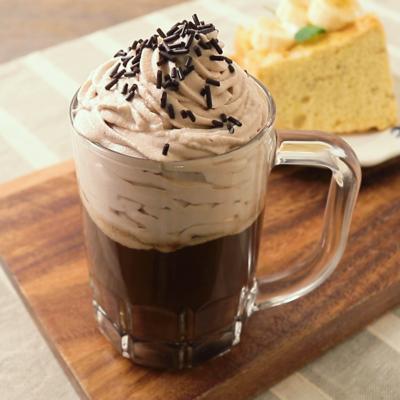 カフェモカ風 ウインナーコーヒー