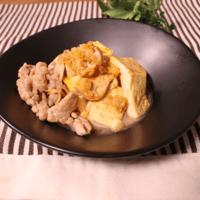 中華風焼き豆腐