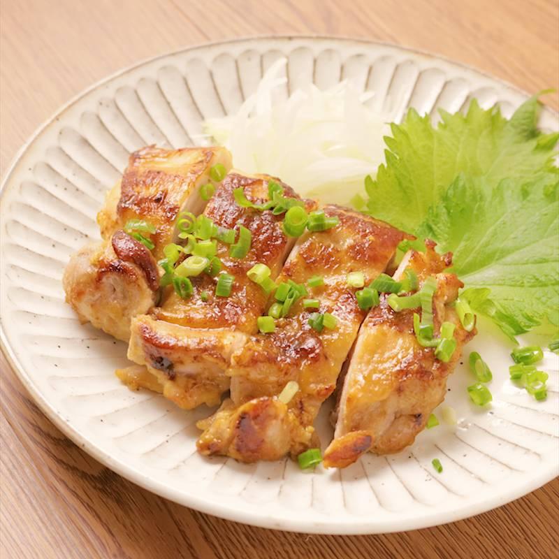 モモ レシピ 鶏