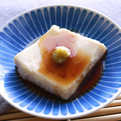 もっちり濃厚 ごま豆腐