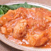 レンジで作れる 簡単鶏むねチリソース