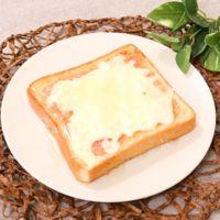癖になる!はちみつチーズめんたいトースト