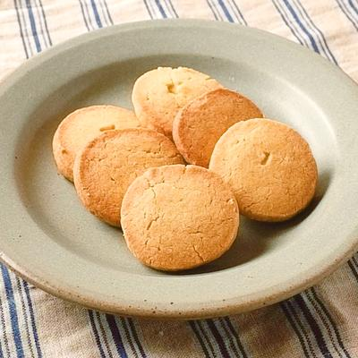 材料2つで アイスボックスクッキー