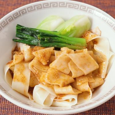 中国のローカルフード ビャンビャン麺