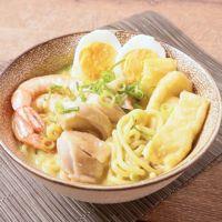 シンガポールの屋台飯を再現 ラクサ