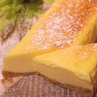 パウンド型で作れる!ベイクドチーズケーキ