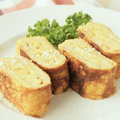 あま〜いメープル卵焼き