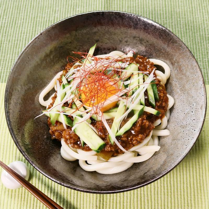 レシピ うどん 肉 人気 味噌