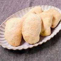 サクサク クッキー生地のピロシキ