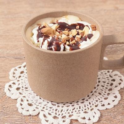 チョコーソースたっぷり ウィンナーコーヒー