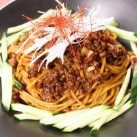 スパゲティで作る!ジャージャー麺風パスタ