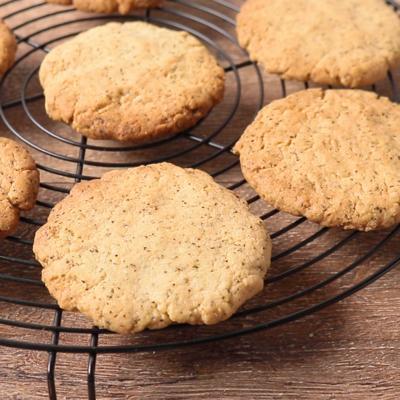 アールグレイのドロップクッキー