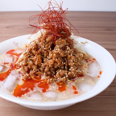 暑い日に食べたくなる 濃厚冷やし担々麺