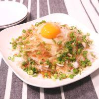 卵まろやか!オニオンサラダ