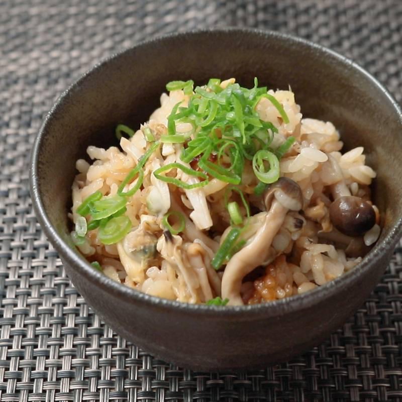 あさり 炊き込み ご飯 レシピ