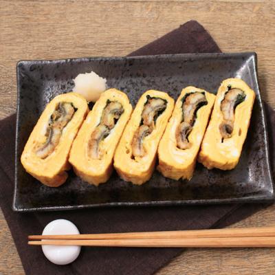 大葉入り 鰻の厚焼き卵