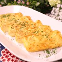 チーズと卵とろっとろ!モッツァレラ入り洋風出汁巻き卵