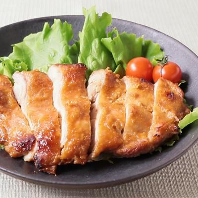 甘酒でやわらか 鶏肉のオーブン焼き