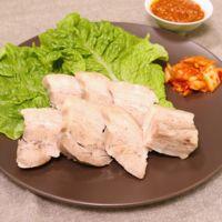 炊飯器で韓国風 ポッサム