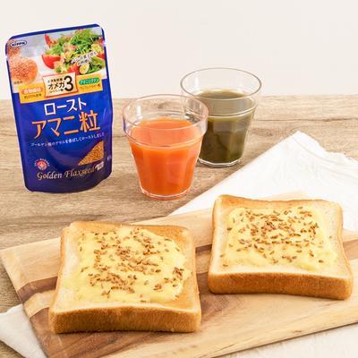 簡単!チョイ足し栄養補給 クリームパン