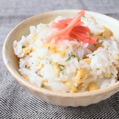 豆腐そぼろの混ぜごはん